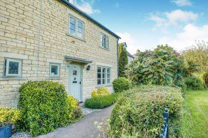 3 Bedrooms Semi Detached House for sale in Castle Nurseries, Chipping Campden, Gloucestershire