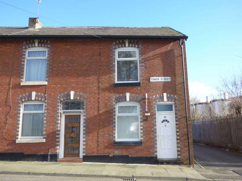 2 Bedrooms End Of Terrace House for sale in Tower Street, Heywood, Greater Manchester, OL10