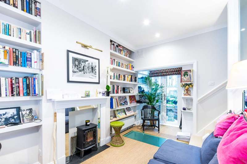 3 Bedrooms Terraced House for sale in Vauxhall Grove, Vauxhall, SW8
