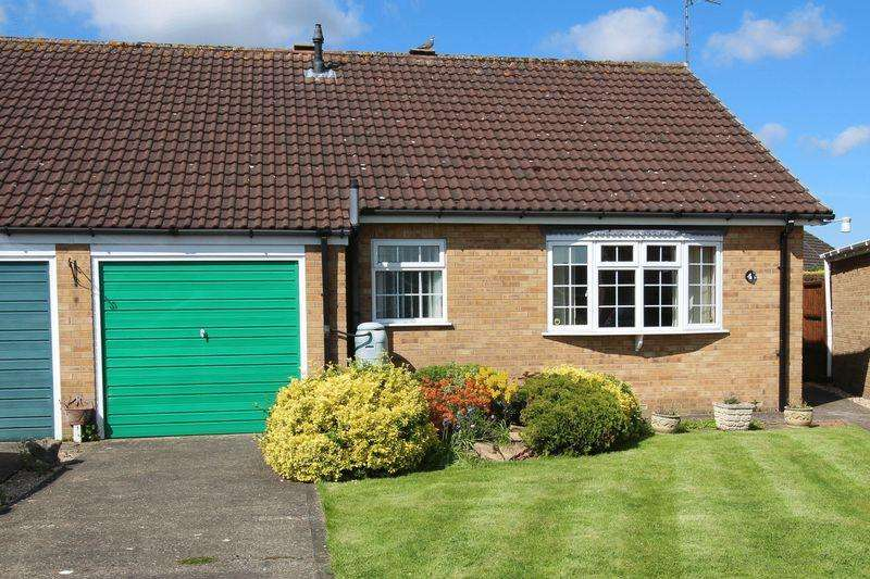 2 Bedrooms Bungalow for sale in Venables Close, Burgh Le Marsh