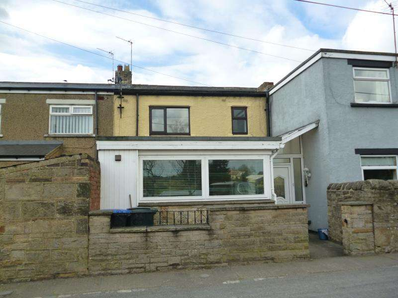 2 Bedrooms Terraced House for rent in Stone Row, Butterknowle, Bishop Auckland