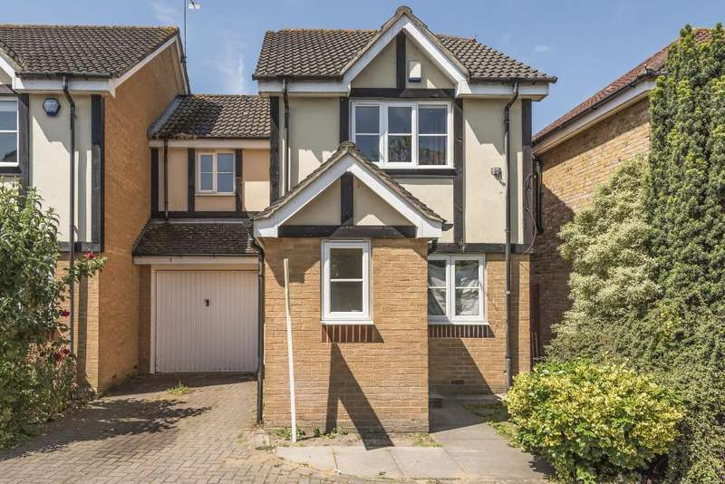3 Bedrooms House for sale in Earls Lane, Cippenham, Slough, SL1