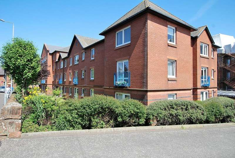 1 Bedroom Retirement Property for sale in Flat 26, Kyle Court, Smith Street, AYR, KA7 3AW