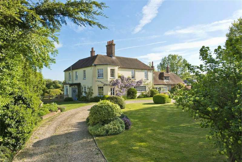 6 Bedrooms Unique Property for sale in Alton Road, Odiham, Hook, Hampshire, RG29