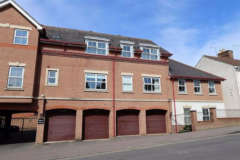 2 Bedrooms Apartment Flat for sale in Willow House, Station Road, Linslade