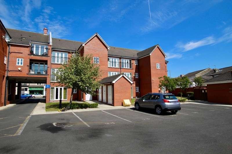2 Bedrooms Flat for sale in Bridge Road, Crosby, Liverpool, L23