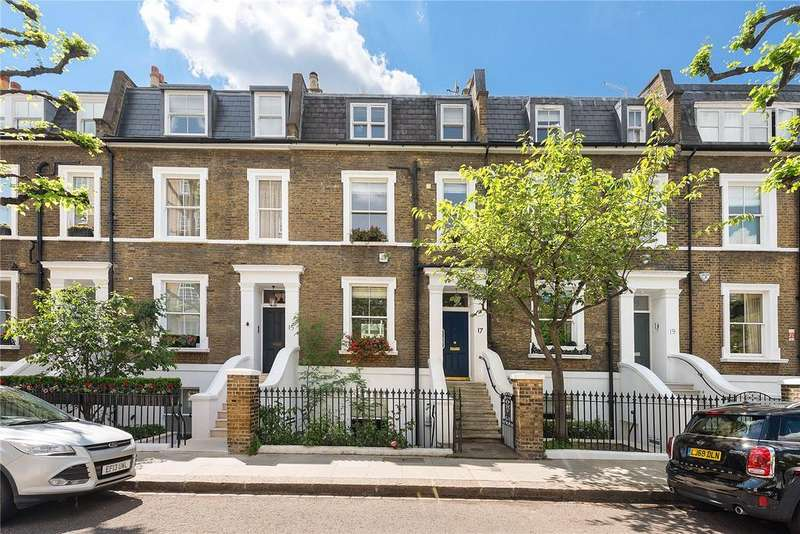 6 Bedrooms Town House for sale in Clareville Grove, South Kensington, London