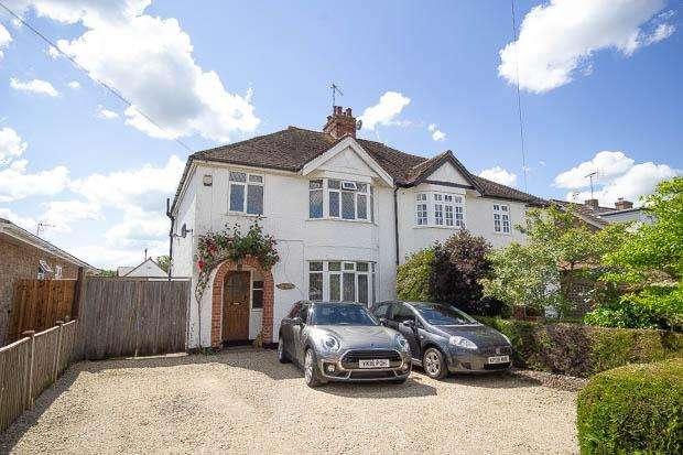 4 Bedrooms Semi Detached House for sale in Hollis Road, Up Hatherley, Cheltenham, GL51 6JJ