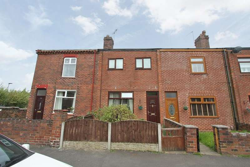 3 Bedrooms Terraced House for sale in Whitledge Road, Ashton-in-Makerfield, Wigan, WN4 9XG