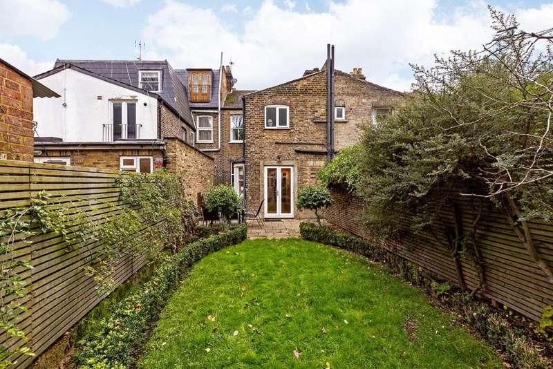 3 Bedrooms Terraced House for sale in Earlsfield Road, Earlsfield
