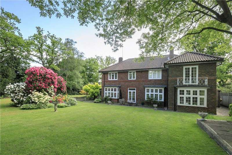 6 Bedrooms Detached House for sale in Barham Road, Wimbledon, SW20