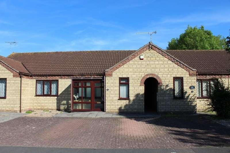 1 Bedroom Terraced Bungalow for sale in Pullman Close, Metheringham