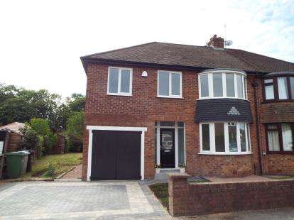 3 Bedrooms Semi Detached House for sale in Windermere Road, Wilmslow, Cheshire, .