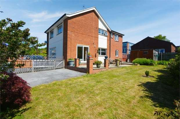 5 Bedrooms Detached House for sale in Canterbury Terrace, Wirksworth, Matlock, Derbyshire