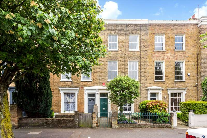 3 Bedrooms Terraced House for sale in Buckingham Road, De Beauvoir, N1