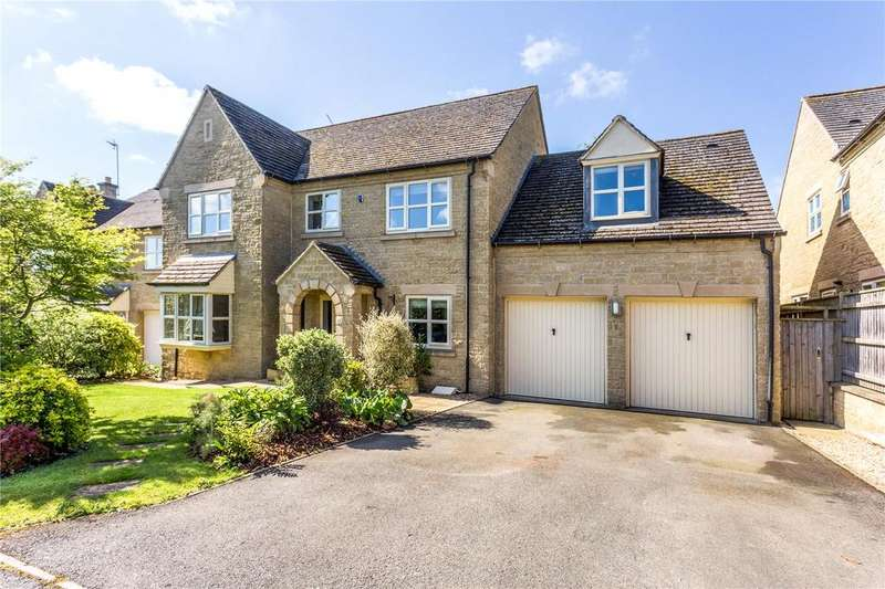 5 Bedrooms Detached House for sale in The Finches, Greet, Cheltenham, Gloucestershire, GL54