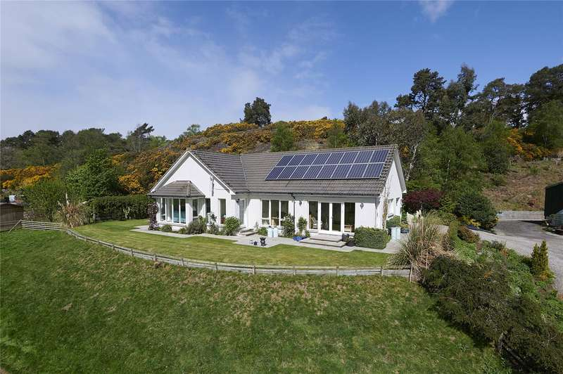 2 Bedrooms Detached House for sale in Braes Of Coulmore, North Kessock, Inverness, IV1