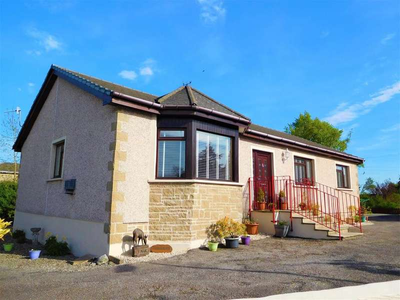 3 Bedrooms Detached Bungalow for sale in 5 Ardmhor Road, Kirn, DUNOON, PA23 8FD