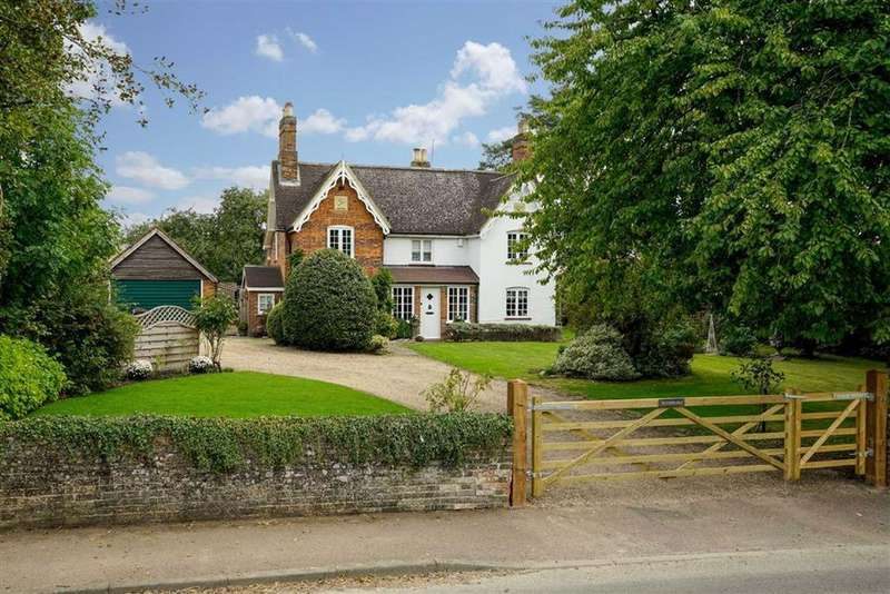 5 Bedrooms Detached House for sale in West Street, Lilley