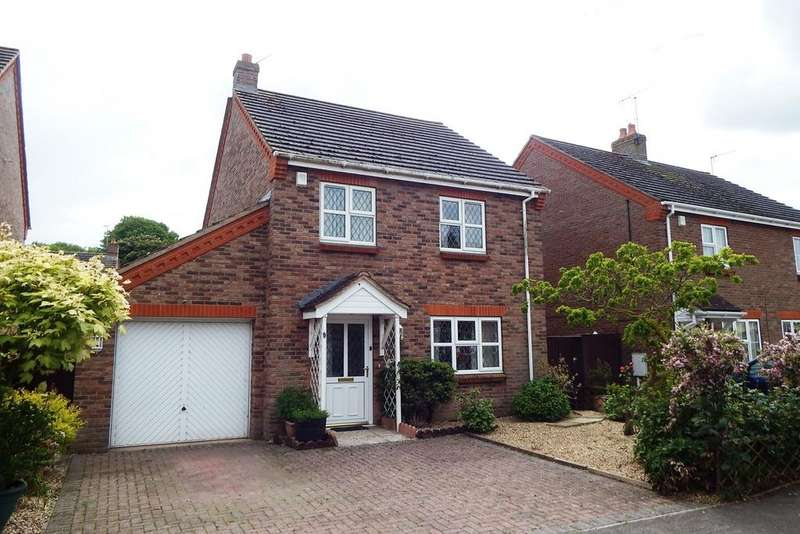 3 Bedrooms Detached House for sale in Strawberry Fields Drive, Holbeach St Marks, PE12