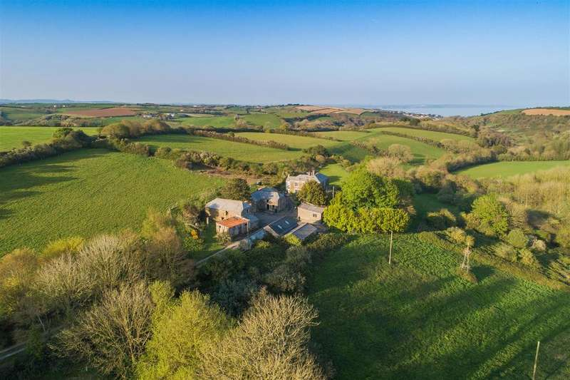 5 Bedrooms Farm House Character Property for sale in Gorran Churchtown