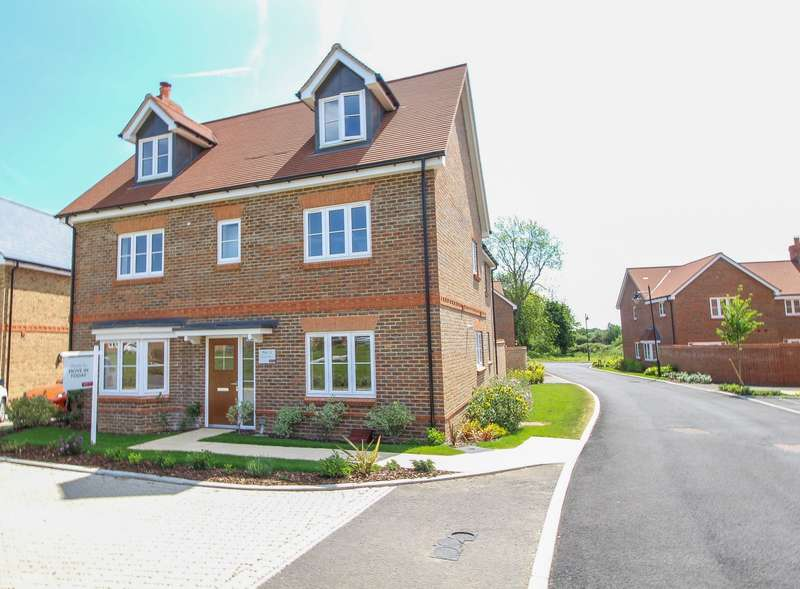 5 Bedrooms Detached House for sale in The Coriander Peppard Road, Sonning Common, RG4