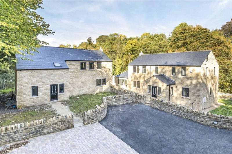 4 Bedrooms Detached House for sale in Old Foundry, Ireland Street, Bingley, West Yorkshire