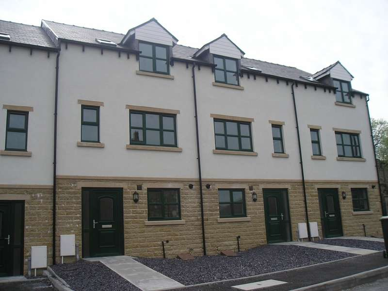 4 Bedrooms Mews House for sale in Briar Close, Buxton
