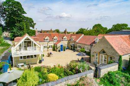 5 Bedrooms Detached House for sale in Colsterworth Road, Stainby, Grantham, Lincs.