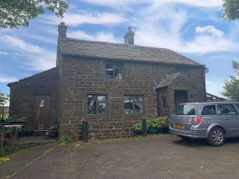 2 Bedrooms Detached House for sale in Hollinsclough, Nr Buxton, Derbyshire