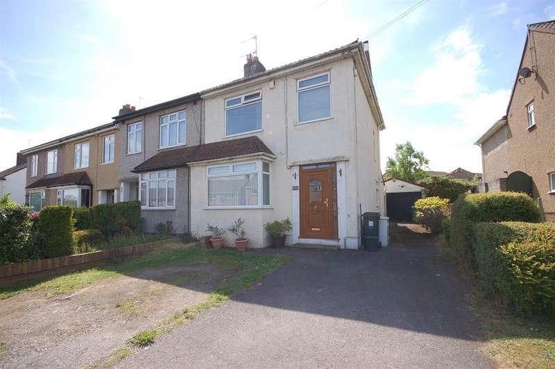 4 Bedrooms End Of Terrace House for sale in New Cheltenham Road, Kingswood, Bristol, BS15 4RJ
