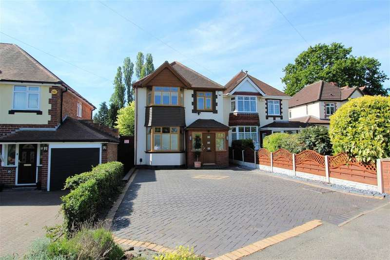 4 Bedrooms Detached House for sale in Coleshill Road, Birmingham