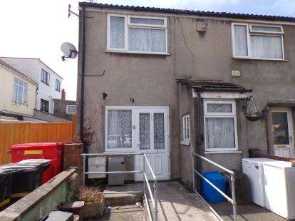 1 Bedroom End Of Terrace House for sale in Toronto Road, Horfield, Bristol, City Of Bristol