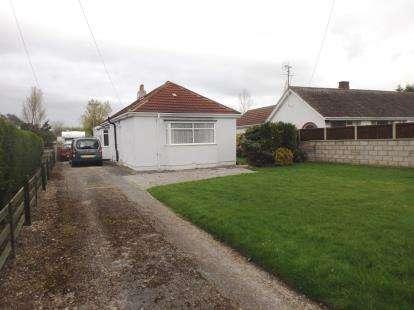 3 Bedrooms Bungalow for sale in Gwellyn Avenue, Kinmel Bay, Denbighshire, LL18
