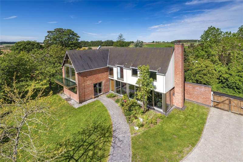 4 Bedrooms Detached House for sale in Gorsey Bank Cottage, Gorsey Bank, Shifnal, Shropshire, TF11