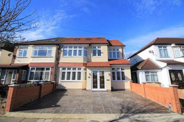 7 Bedrooms Semi Detached House for sale in Shaftesbury Avenue, Southall, UB2