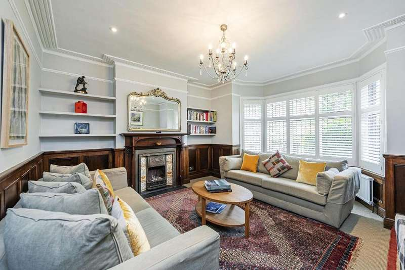 4 Bedrooms Semi Detached House for sale in Earldom Road, Putney