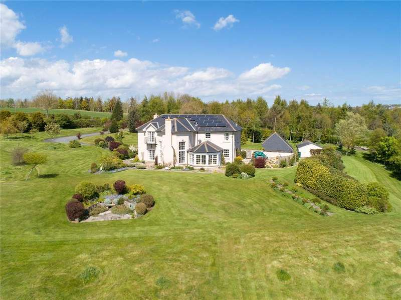 4 Bedrooms Detached House for sale in Allanbank House, Duns, Berwickshire, TD11