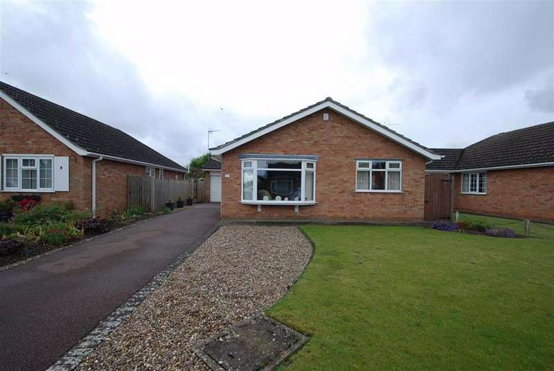 3 Bedrooms Detached Bungalow for sale in Somersby Way, Boston