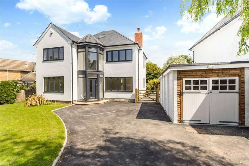 5 Bedrooms Detached House for sale in Satchell Lane, Hamble, Southampton, SO31