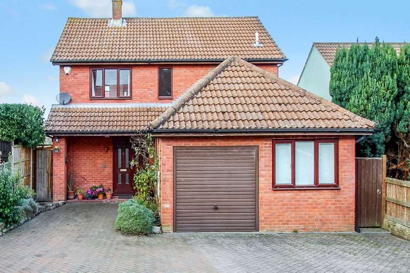 4 Bedrooms Detached House for sale in Silver Street, Dilton Marsh, Wiltshire, BA13