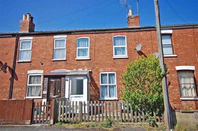 2 Bedrooms Terraced House for sale in Croft Avenue, Charlton Kings, Cheltenham, GL53