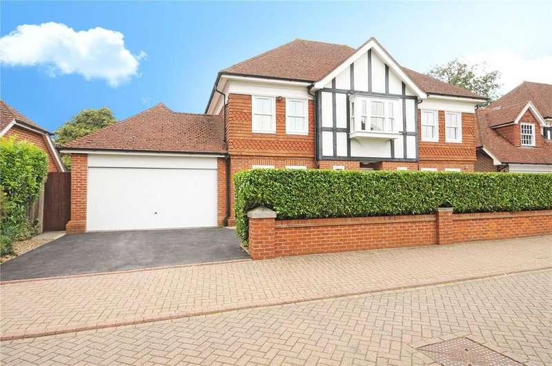 5 Bedrooms Detached House for sale in Queens Acre, Windsor, Berkshire, SL4