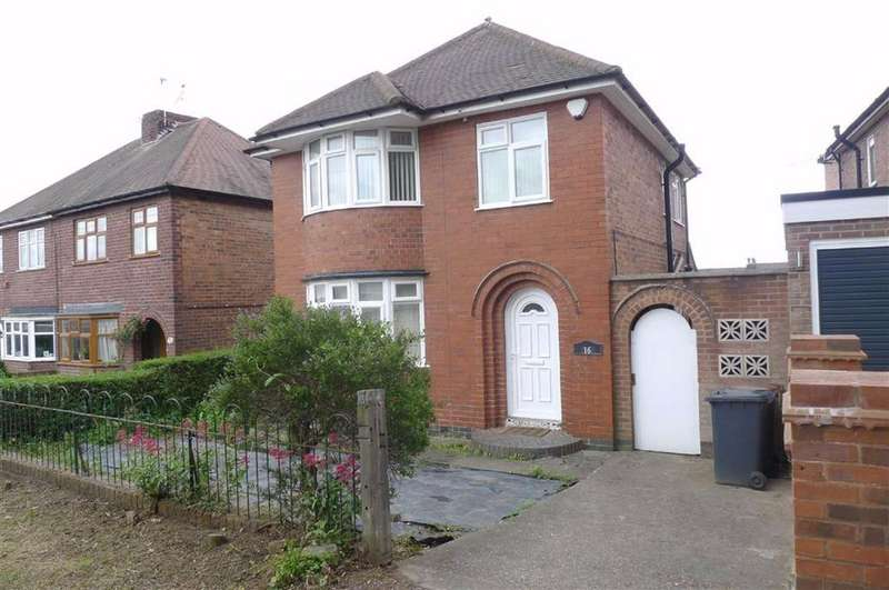 3 Bedrooms Detached House for sale in Tathams Lane, Ilkeston, Derbyshire