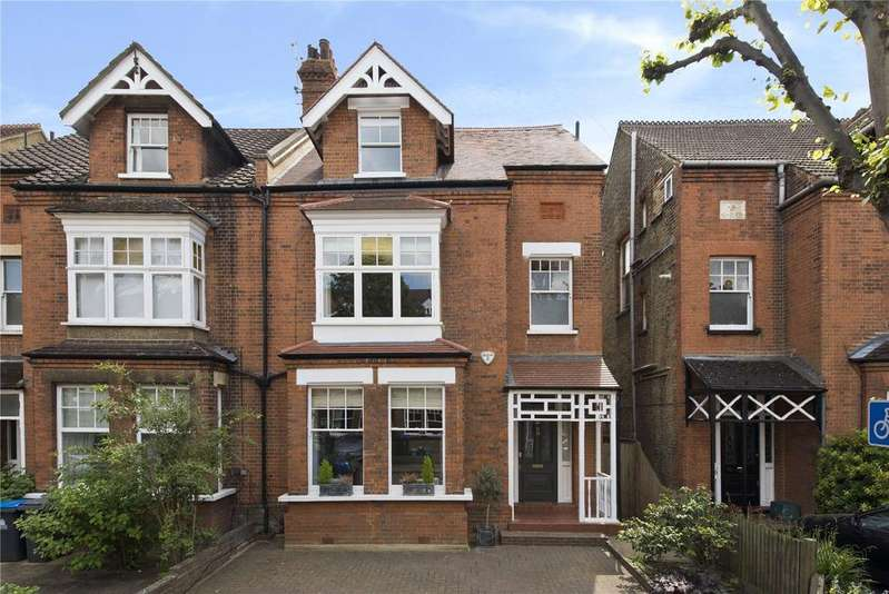 5 Bedrooms Semi Detached House for sale in Victoria Avenue, Surbiton, Surrey, KT6