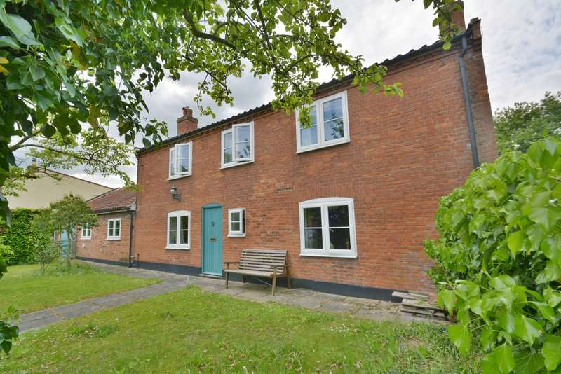 3 Bedrooms Detached House for sale in The Street, Metfield