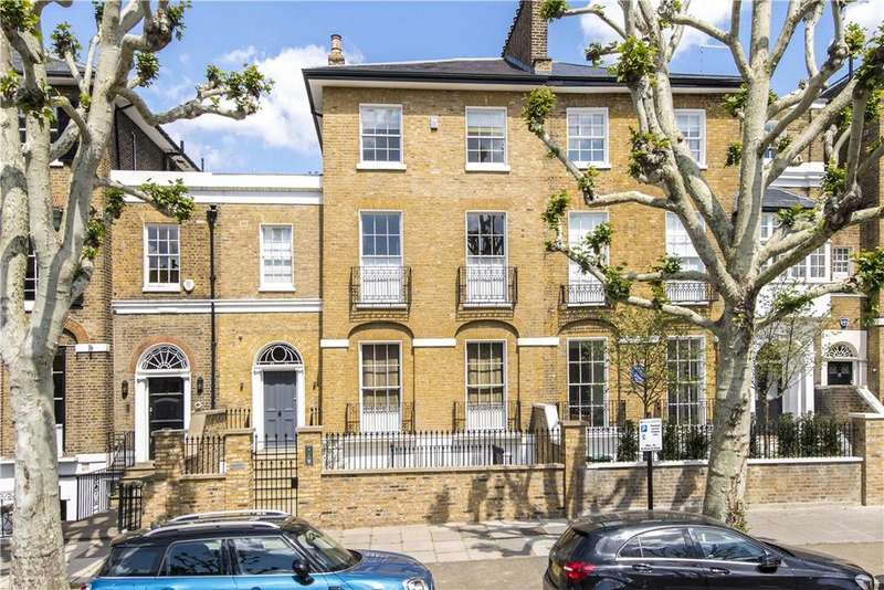 9 Bedrooms Semi Detached House for sale in Hamilton Terrace, London, NW8