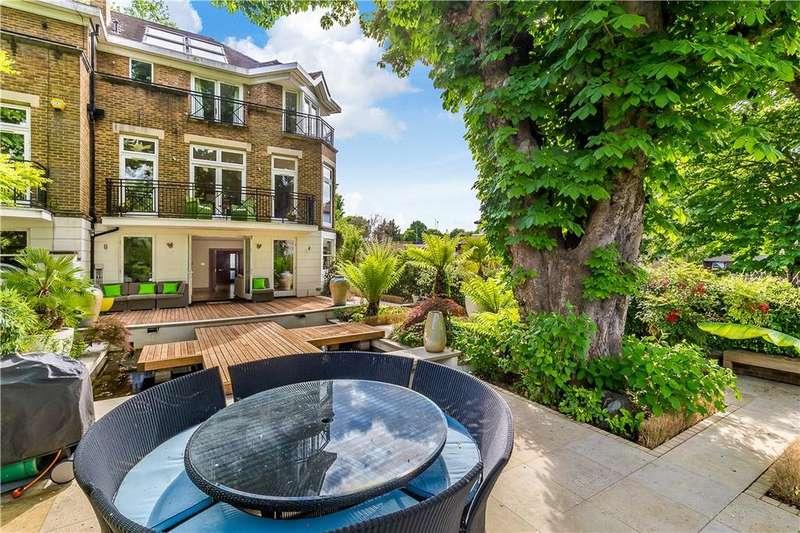 5 Bedrooms Semi Detached House for sale in Richmond Bridge Moorings, Willoughby Road, Twickenham, TW1