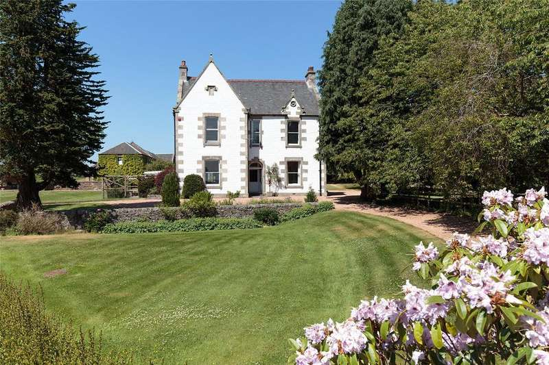 4 Bedrooms Detached House for sale in Cunnoquhie Mill, Letham, Cupar, Fife, KY15
