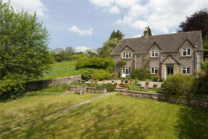 3 Bedrooms Detached House for sale in Queen Street, Chedworth, Cheltenham, Gloucestershire, GL54